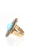 Sundial Adjustable Fashion Ring-2