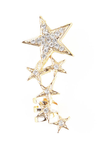 Starry Nights Earcuff-1