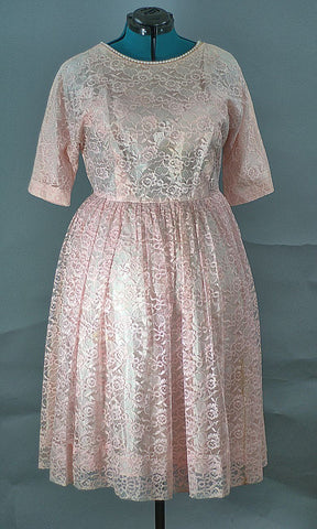 Unique Vintage Prom Dress