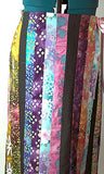 Kitty Quilts Hippie Long Cotton Skirt Just In - ROBINS HERITAGE USA Vintage