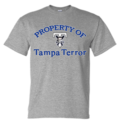 Property Of Tampa Terror