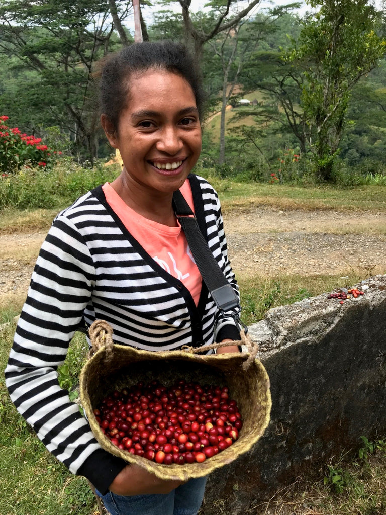 JUDGING NOTES: Timor-Leste 2019 Coffee Quality Competition Winner - Fatubessi, Natural Process