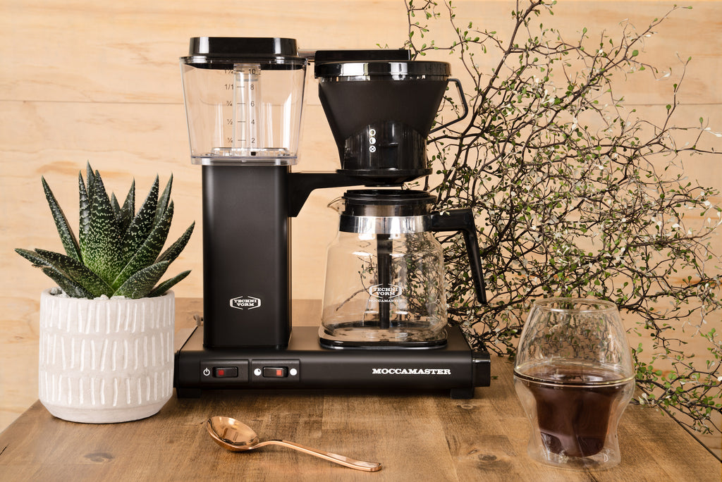 WIN A MOCCAMASTER COFFEE MAKER!