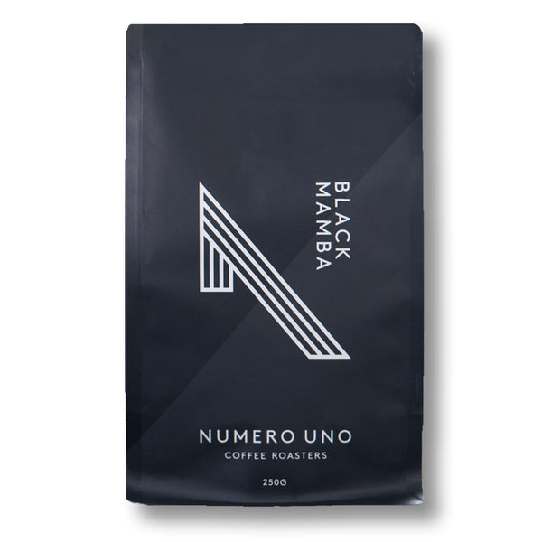 Numero Uno STTOKE Ceramic Cup + 250g Bag of Coffee Beans
