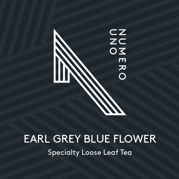Earl Grey Blue Flower Tea