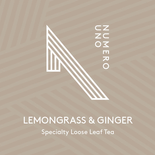 Heal Lemongrass & Ginger