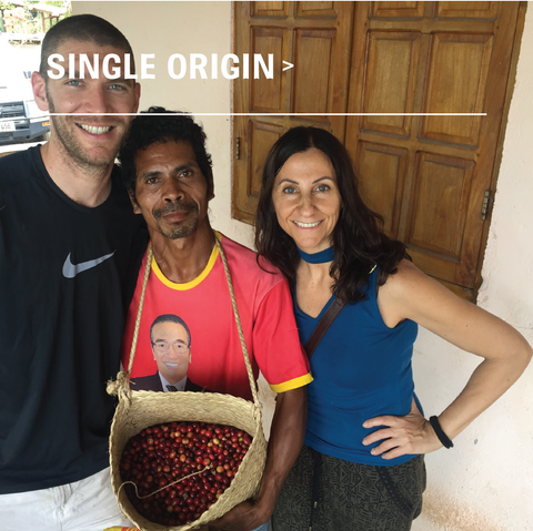 East Timor, Lissa Veu, Maubara - Wild Organic, Single Origin