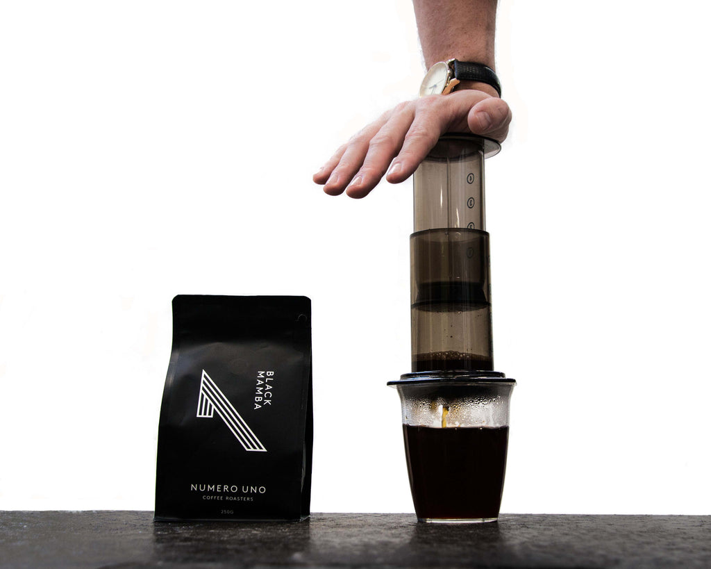 Aeropress + 250g Coffee