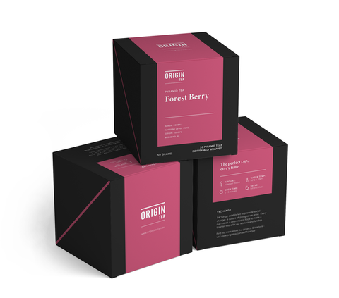 Origin Teas Forest Berry
