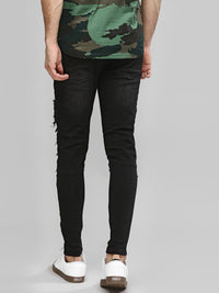 Camo Innerpatch Skinny Fit Jeans