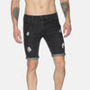 Primium 5 pocket shorts with back pocket embroidary
