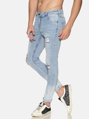 Impackt Men's Jeans With Distress