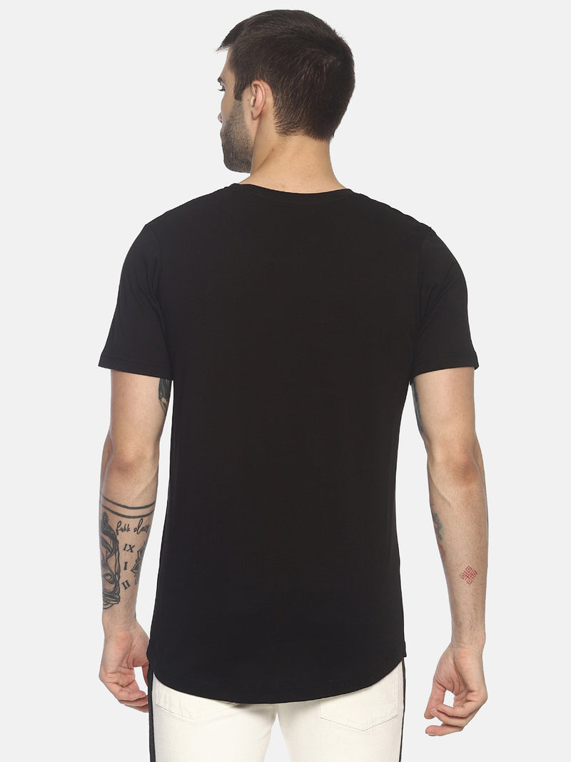 Printed,Round Neck, Short Sleeve T shirts