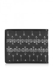 Arrow All Over Print Bi-fold Wallet