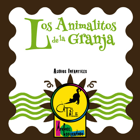Los Animalitos de la Granja Brazalete MP3