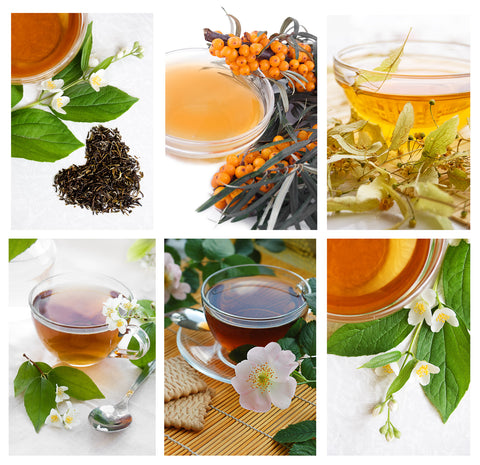 Gourmet Organic Teas and Tisanes