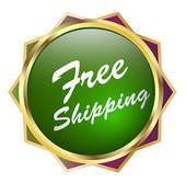 Free Shipping on purchases $ 39.00