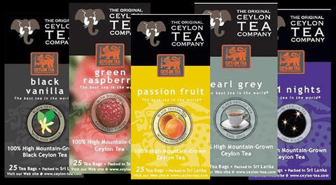 Original Ceylon Tea Company Teas