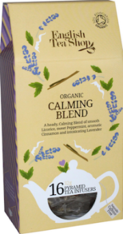 (16 CT) Calming Blend Silken Infuser Cathedral Pack