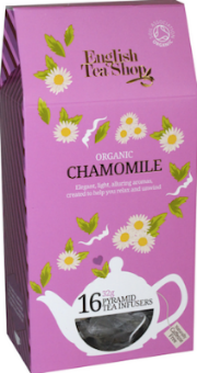 (16 CT) Chamomile Silken Infuser Cathedral Pack