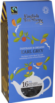 (16 CT) Earl Grey Silken Infuser Cathedral Pack