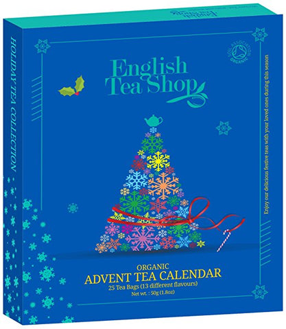 English Tea Shop - Book Advent Calendar