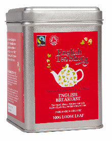 English Breakfast Metal Canister 100 grams