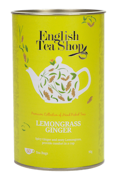 (60 CT) Super Lemongrass Ginger Tea