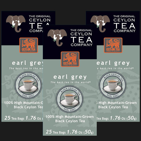 Buy 1 Earl Grey Teas Pack of 3