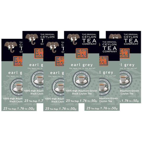 Earl Grey (6 boxes) 150 Tea Bags