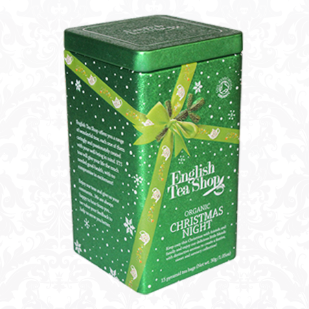Christmas Night - 15ct pyramid tea bags