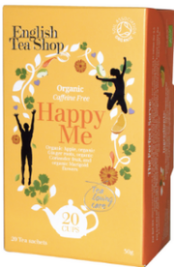 (20ct) HAPPY ME Tea - Caffeine Free