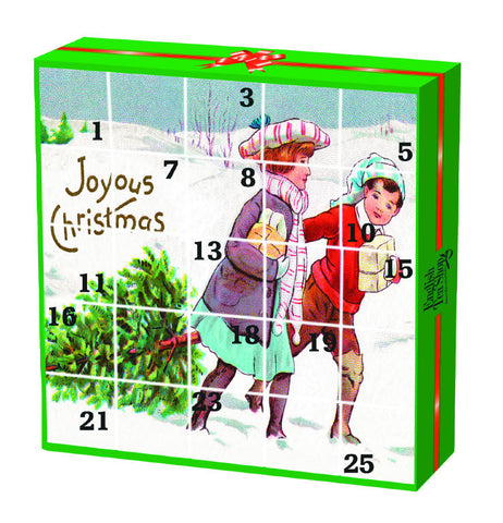 Joyous Christmas Advent Calendars