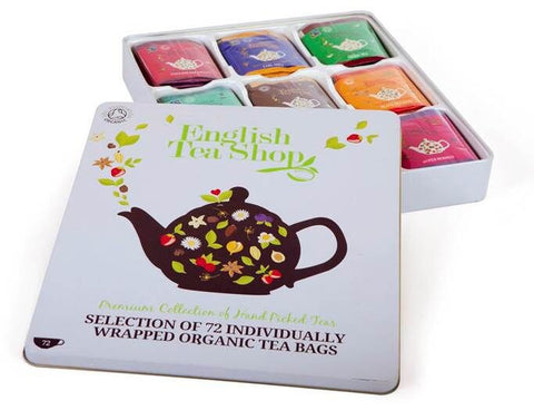 Org Super Tea Gift Collection - 48ct