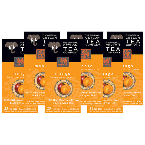 Mango Tea 6 packs Save $ 4.00