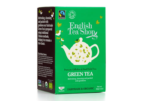 Organic Green Tea 20ct