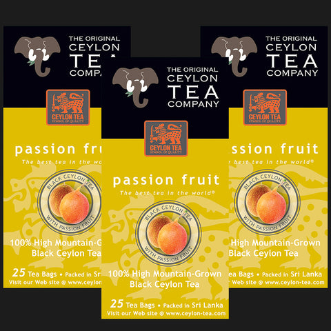 Buy 1 Passion Fruit Tea Pack of 3