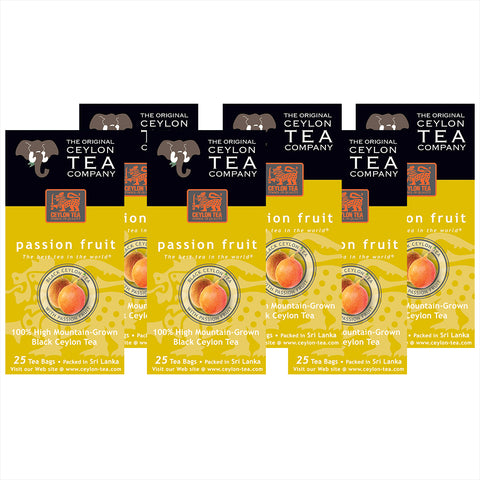 Passion Fruit Tea 6 Packs 150 Tea Bags