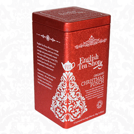 Christmas Punch - 15ct pyramid tea bag