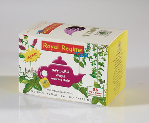 (25ct) Royal Regime Tea