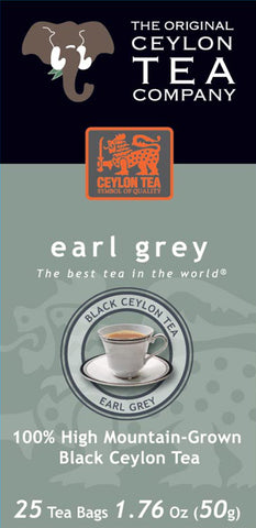 Earl Grey 25 Tea Bags Clearance Sale