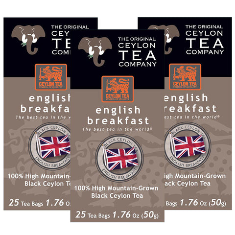 English Breakfast (25ct)