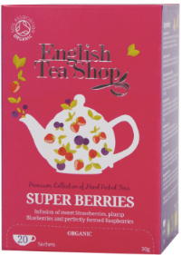 (20ct Sachet) Super Berries Tea