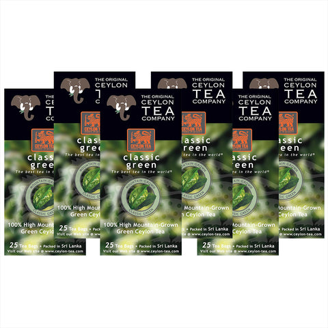 Green Tea Special (6 Packs) Save $ 4.00