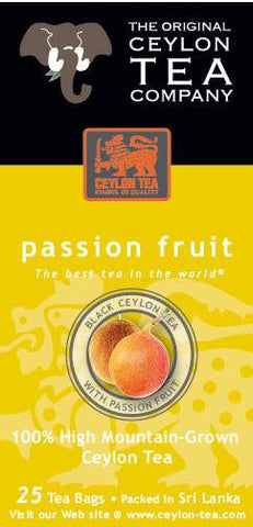 Passion Fruit (6 boxes)