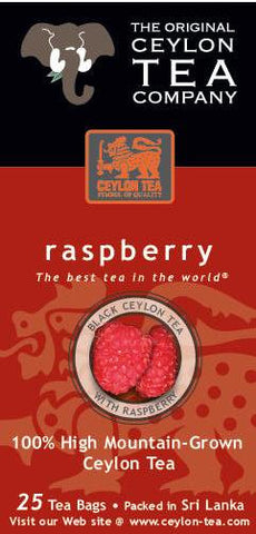 Raspberry Tea (6 Boxes)