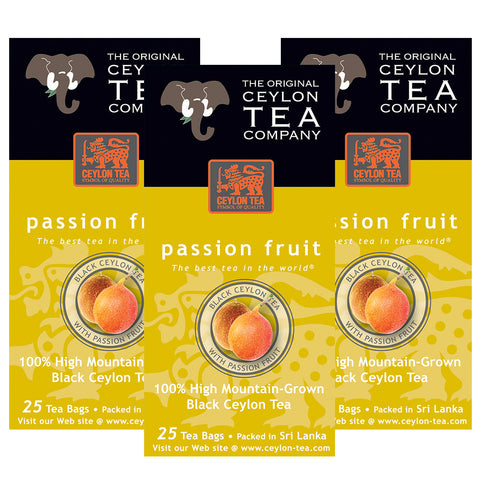 Passion Fruit (25 Tea Bags to a carton)