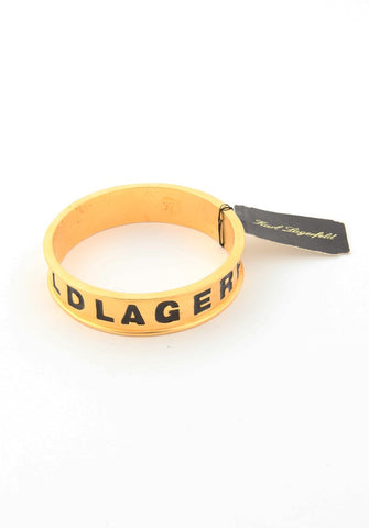 Karl Lagerfeld Iconic Bangle Bracelet