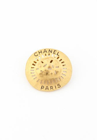 Vintage Chanel Small Brooch Pin