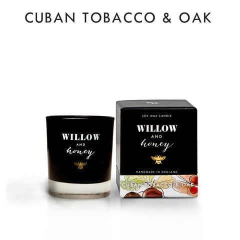 60g Cuban Tobacco & Oak Candle